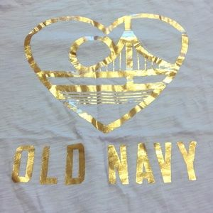 Old navy everyday wear brand new T-shirt